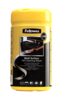 SALVIETTE PULIZIA MULTI SUPERFICIE 99715-100 FELLOWES