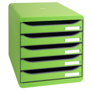 CASSETTIERA EXA BIG-BOX VERDE 309795
