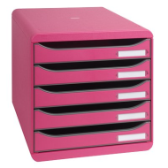 CASSETTIERA EXA BIG-BOX FUCSIA 309784
