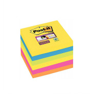 BLOCCO POST-IT SUPERSTICKY 8x8 654-6SS RIO 28056