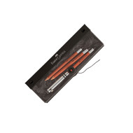 SET MATITA PERFECT FABER 118350-2 ACERO CHIARO